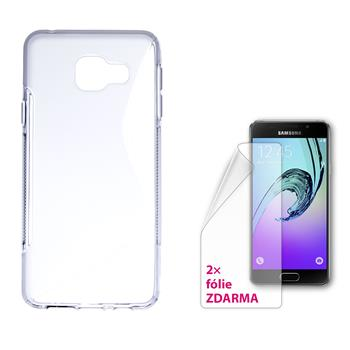 CONNECT IT S-COVER pro Samsung Galaxy A3 (2016, SM-A310F) ČIRÉ