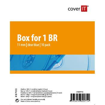 COVER IT 1 BDR 11mm 10ks/bal